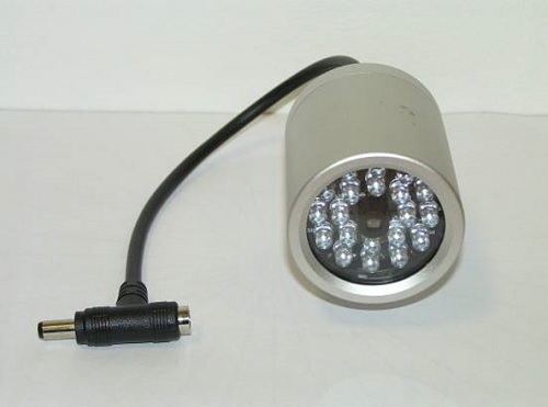 External IR lamp