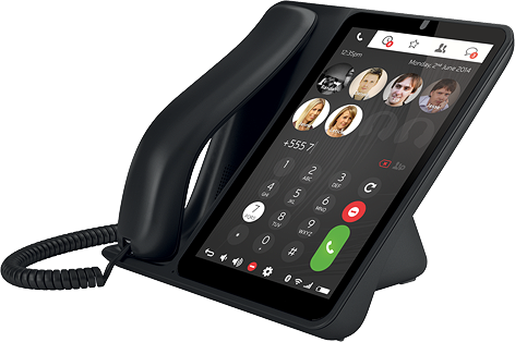 JABLOCOM RAVEN MOBILE DESKTOP PHONE